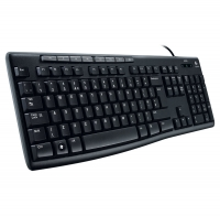 Клавиатура проводная Logitech Keyboard K200 for Business Black USB