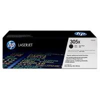 Картридж оригинальный черный (black) HP CE410X (305X / 305Х), ресурс 4000 стр.