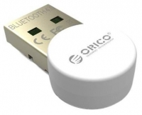 Адаптер USB Bluetooth Orico BTA-406 (белый)
