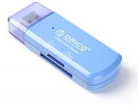 Картридер Orico CTU33 (синий)