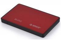 Контейнер для HDD Orico 2588US3 (красный)