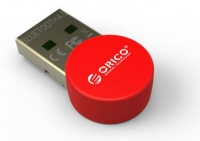 Адаптер USB Bluetooth Orico BTA-406 (красный)