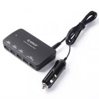 Автомобильное зарядное устройство Orico MPU-5S (черный)