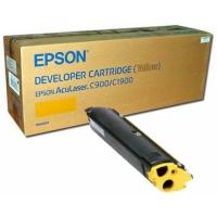 Картридж оригинальный желтый (yellow) Epson S050097, ресурс 4500 стр.
