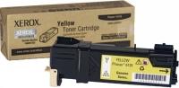 Картридж оригинальный желтый (yellow) Xerox 106R01337 (Phaser 6125), ресурс 1000 стр.
