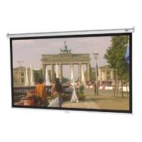 Экран Da-Lite Model B 175x234 см. (70''х90''). Белый матовый, настенно-потолочный.