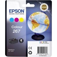 Картридж оригинальный Epson T2670 Color (C13T26704010)
