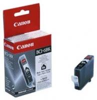 Картридж оригинальный черный (black) Canon BCI-6Bk, объем 13 мл.