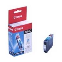 Картридж оригинальный голубой (cyan) Canon BCI-6C, объем 13 мл.
