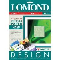 0936041 Lomond Односторонняя глянцевая дизайнерская бумага А4 230г/м2 10л