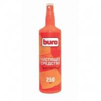 Спрей BURO для чистки пластика,  250 мл
