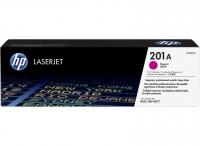 Картридж оригинальный пурпурный HP 201A Magenta (CF 403A), ресурс 1400 стр.
