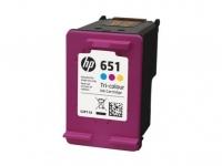 Картридж оригинальный (блистер) HP C2P11AE (№651) Color