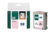 Картридж оригинальный светло-пурпурный (light magenta) HP C5018A (№84), емкость 69 мл.