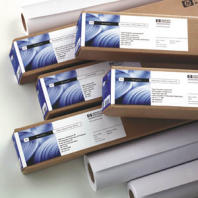 Ролик для плоттера HP C6036A (Bright White Inkjet Paper), А0, 914 мм x 45 м, 90 г/м2