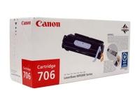 Картридж оригинальный Canon Cartridge 706, ресурс 5000 стр.