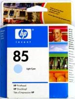 Печатающая головка оригинальная светло-голубая (light cyan printhead) HP C9423A (№85)