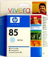 Картридж оригинальный светло-голубой (light cyan) HP C9428A (№85), емкость 69 мл.