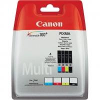 Комплект картриджей оригинальный Canon CLI-451 (BK, C, M, Y)