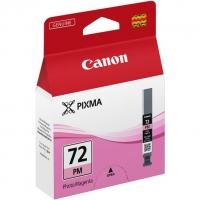 Картридж оригинальный фото-пурпурный (photo magenta) Canon PGI-72PM, объем 14 мл.