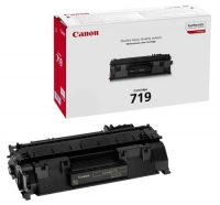 Картридж оригинальный Canon Cartridge 719, ресурс 2100 стр.