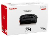 Картридж оригинальный Canon Cartridge 724, ресурс 6000 стр.
