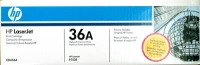 Картридж оригинальный HP CB436A №36, ресурс 2000 стр.