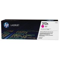 Картридж оригинальный пурпурный HP CF383A (312A) Magenta, ресурс 2700 стр.