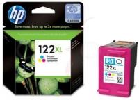 Картридж оригинальный цветной HP CH564HE (№122XL) Color, ресурс 330 стр.