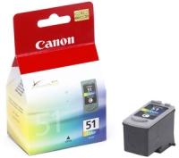 Canon цветной / color CL-51 увеличенного объема. Объем 3 х 7 мл.