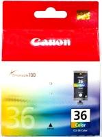 Картридж оригинальный цветной Canon CLI-36 Color, объем 12 мл.