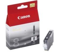 Картридж оригинальный черный (black) Canon CLI-8Bk, ресурс 490 стр.