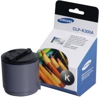 Картридж оригинальный черный (black) Samsung CLP-K300A, ресурс 2000 стр.