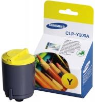 Картридж оригинальный желтый (yellow) Samsung CLP-Y300A, ресурс 1000 стр.