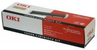 Тонер-картридж оригинальный OkiPage 4W (9002390 / 01179801), ресурс 1200 стр.
