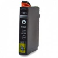 Картридж оригинальный (в технологической упаковке) Epson T1631 Black, объем 12,9 мл.