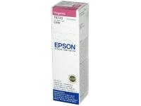 Контейнер оригинальный (в технологической упаковке) с пурпурными чернилами (magenta) Epson C13T67334A / T6733, объем 70 мл.