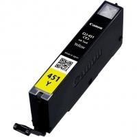 Картридж оригинальный (в технологической упаковке) Canon CLI-451Y Yellow