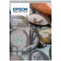 Бумага Epson S042048 глянцевая, 13х18, 225 г/м2, 50 л.