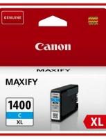Картридж оригинальный Canon PGI-1400 XL Cyan