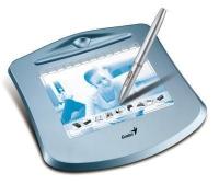 Планшет для рисования Genius G-Pen 560 Blue