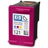 Картридж оригинальный (в технологической упаковке) HP CC643HE (№121) Color, ресурс 165 стр.