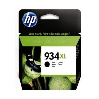 Картридж оригинальный увеличенного объема HP C2P23AE (№934XL) Black, ресурс 1000 стр.