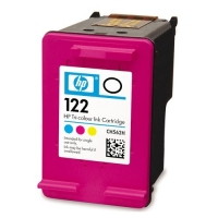 Картридж оригинальный (в технологической упаковке) HP CH562HE (№122) Color, (не подходит для DJ1510), ресурс 100 стр.