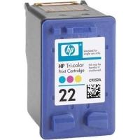 Картридж оригинальный (в технологической упаковке) HP C9352A  (№22) Color