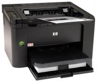 Монохромный лазерный сетевой принтер HP LaserJet Pro P1606dn