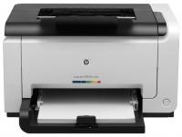 Цветной лазерный принтер HP LazerJet Pro CP1025nw (CE918A)