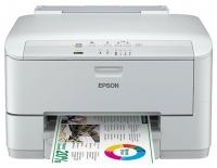 Цветной струйный принтер EPSON WorkForce Pro WP-4015DN