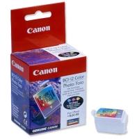 Картридж оригинальный Canon BCI-12 Сolor, ресурс 40 стр.