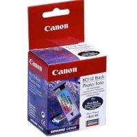 Картридж оригинальный Canon BCI-12 Black, ресурс 40 стр.